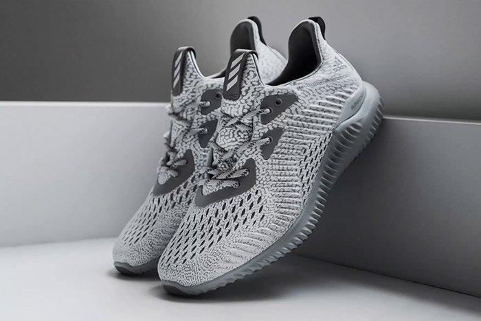 Adidas Alphabounce Grey Aramis 3