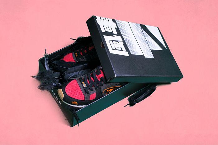 Sneakerbaas Kangaroos Coil R1 Dead Bird 4710D 000 5046 Release Date Hero Box