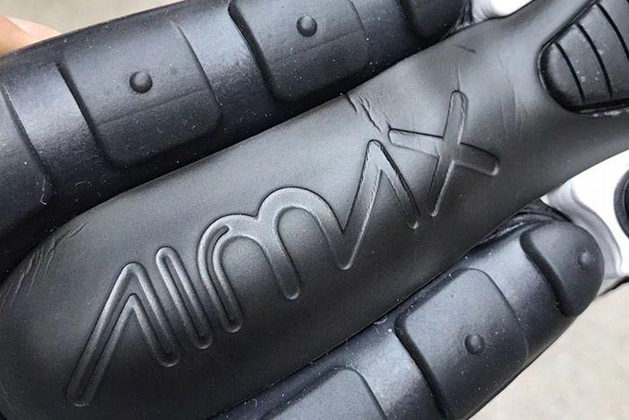 Nikeair Max 270 Flyknit Black White 1