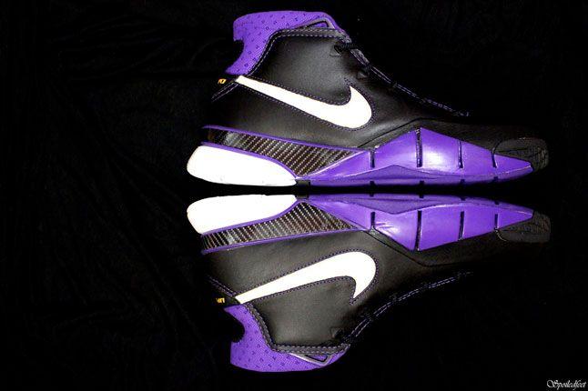 Nike Zoom Kobe 1 Blackout 1