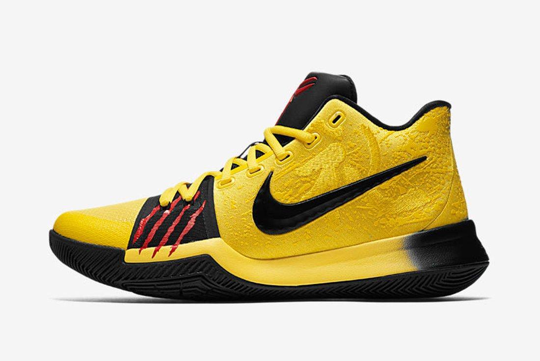 Nike Kyrie 3 Mamba Mentality 9