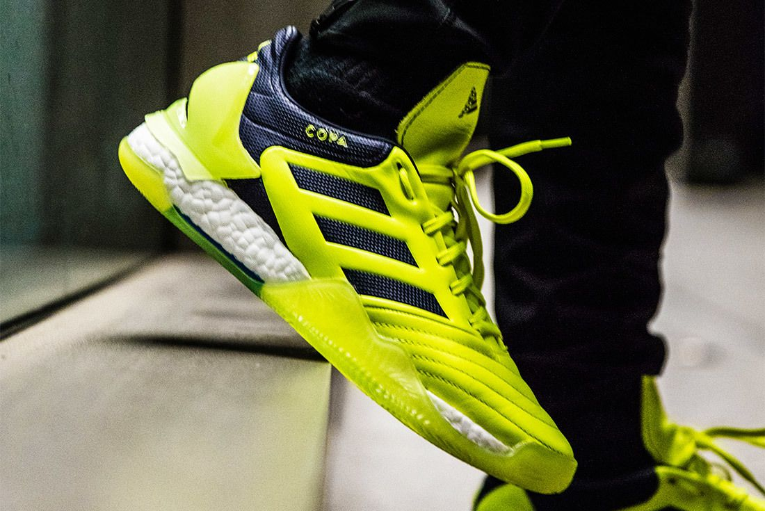 """Adidas X The Shoe Surgeon """" Electricity"""" Copa Rose 2 0 3"""