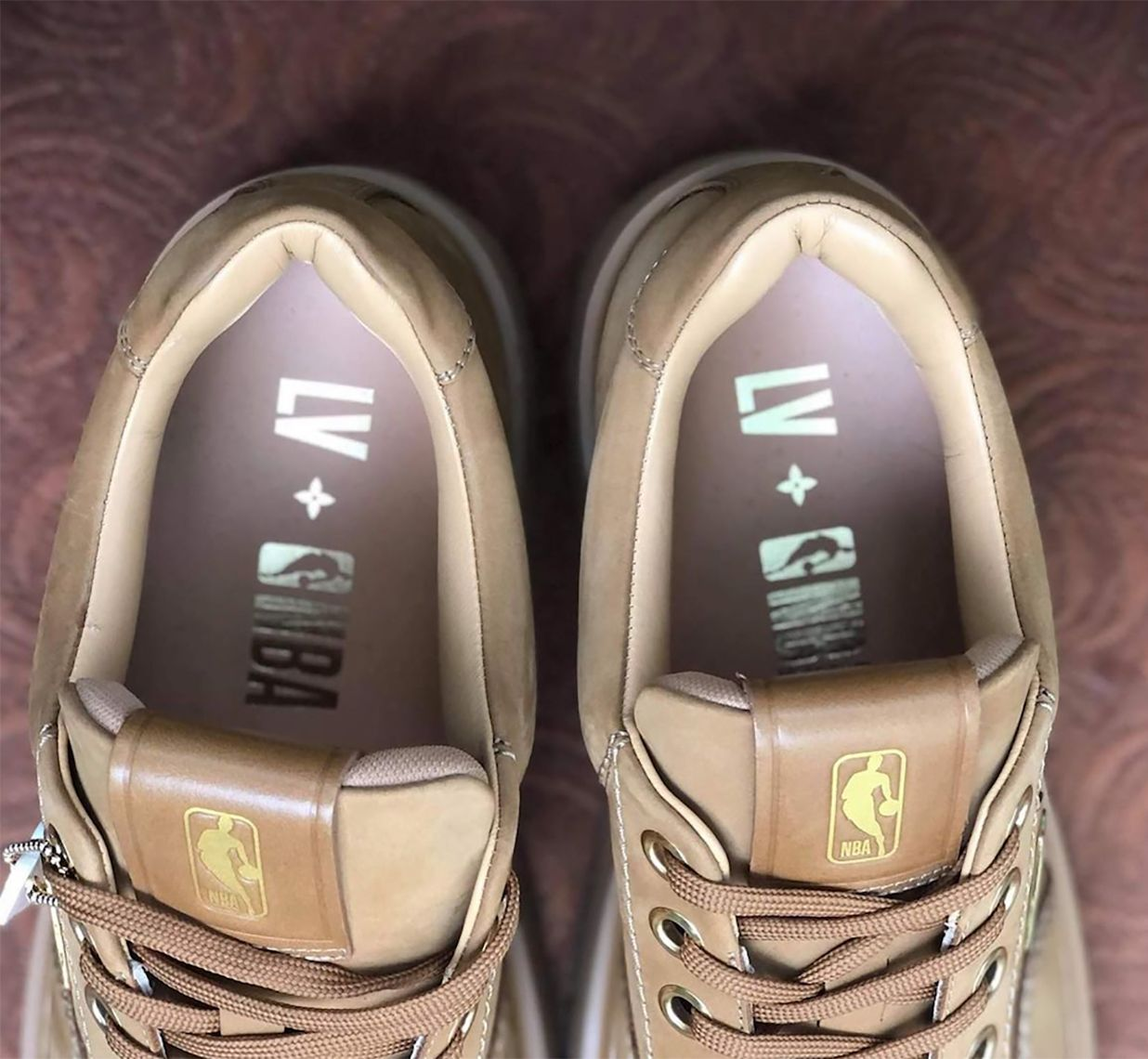 NBA x Louis Vuitton Boot