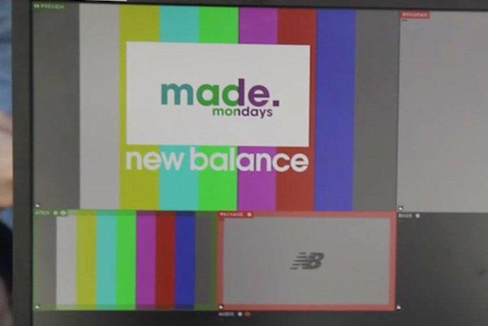 New Balance Made Monday 2