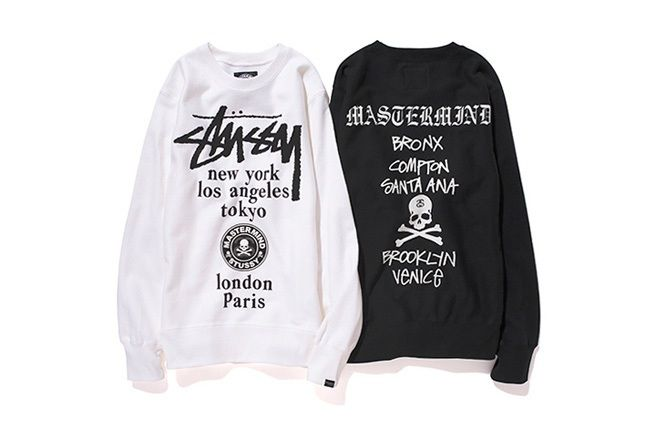 Stussy X Mastermind Japan 2013 Fall13 Collection 3