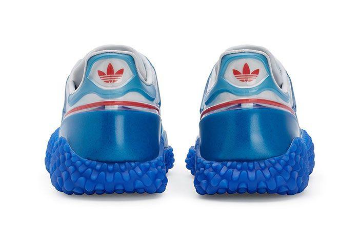 Craig Green Adidas Kamanda Dover Street Market Blue Heel Shot