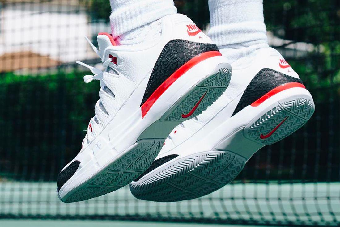 Nike Zoom Vapor Tou Air Jordan 3 3