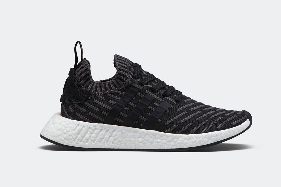 Adidas Nmd R2 Olive Shadow Noise 3