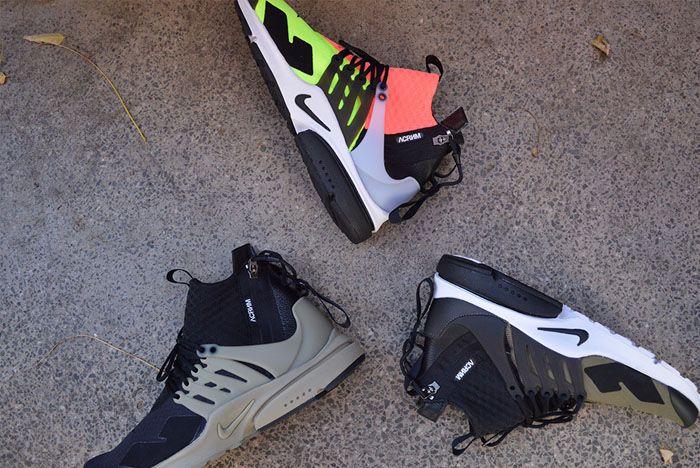 Acronym X Nike Air Presto Pack 5