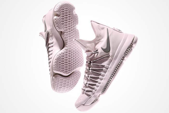 Nike Zoom Kd 9 Pink Dust 1