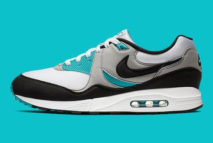 Nike Air Max Light Teal Left Shot