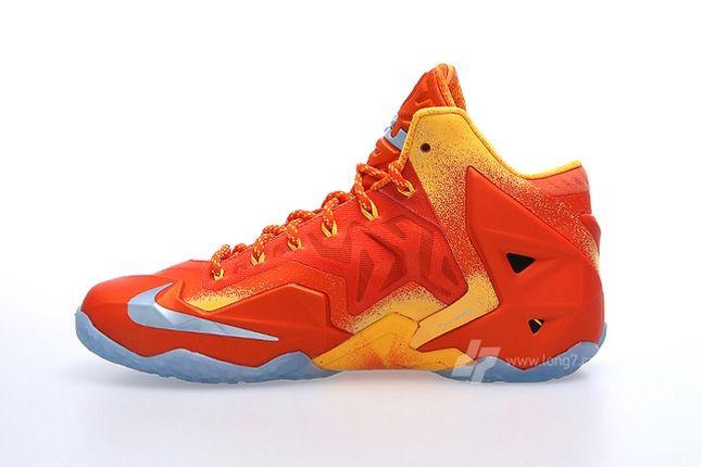 Nike Lebron Xi Preheat 9