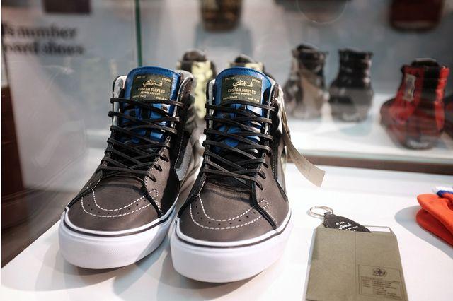 Sk8 Hi Vans Sneaker Exhibition9