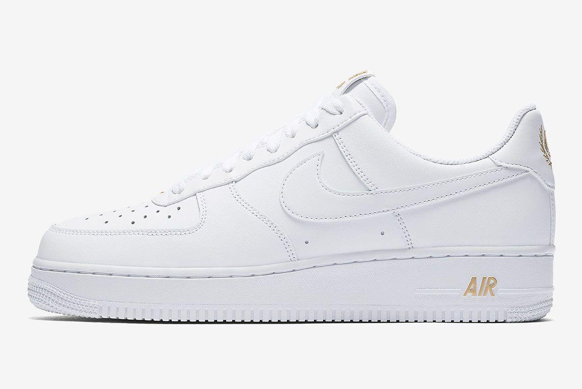 Nike Air Force 1 Low Crest Logo Coming Soon 7 Sneaker Freaker