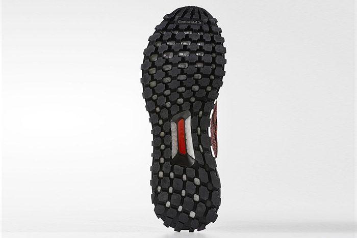 Adidas Ultra Boost Mid Atr Burgundy 1
