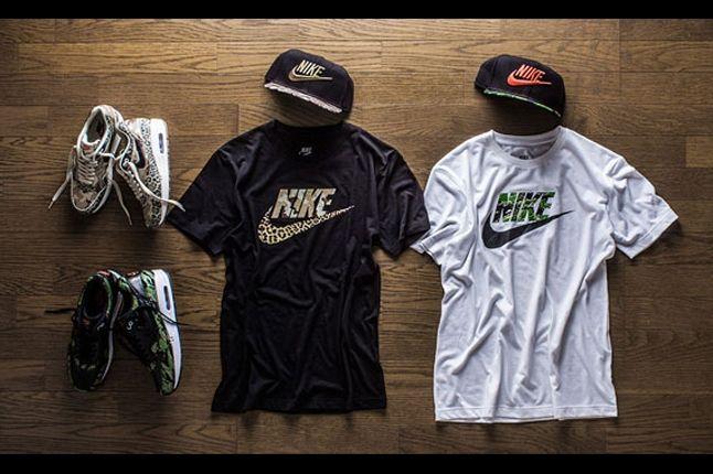 Nike Atmos Animal Camo Collection 1