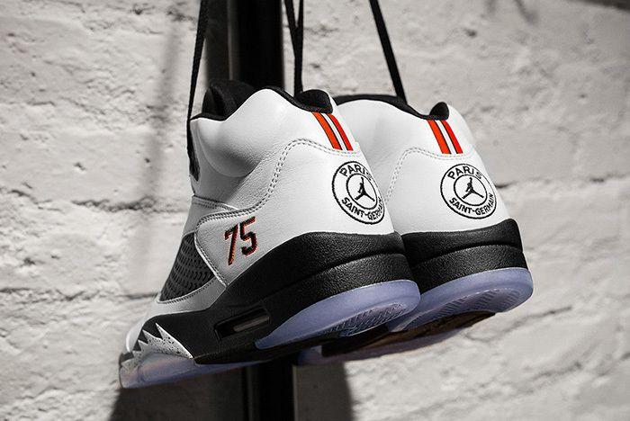 Air Jordan 5 Psg White Friends Family 4