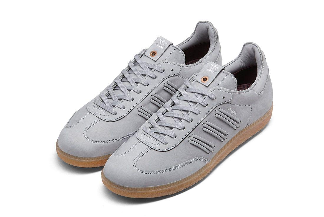 Adidas Consortium Womens Samba Deep Hue Pack Grey 2