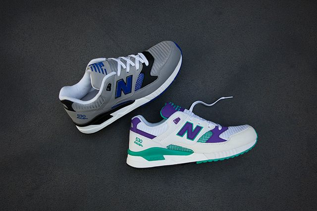 New Balance 530 Hype Dc Collection