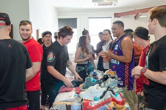 Snkr Frkr Swap Meet Brisbane Recap 37