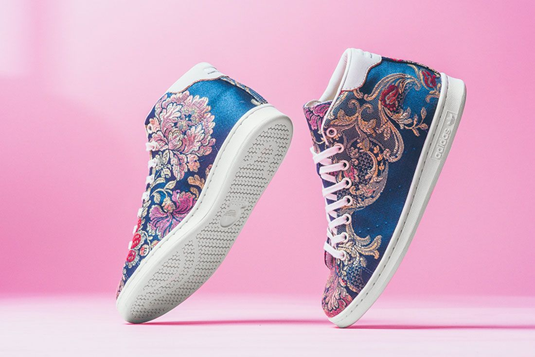 Pharrell Williams X Adidas Stan Smith Jacquard Pack 2 0 4