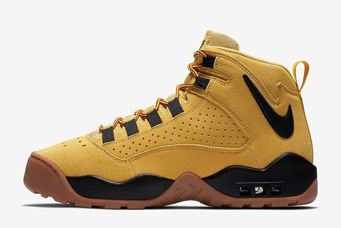 Nike Air Darwin Wheat Aj9710 700 1 Sneaker Freaker