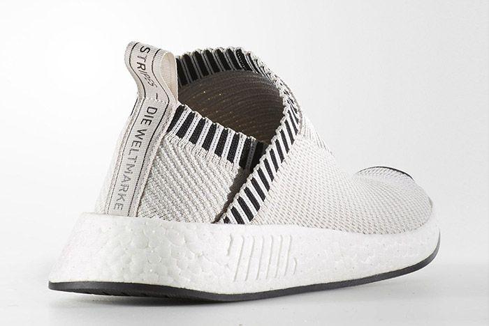 Adidas City Sock Nmd 2 Pearl Grey White 3