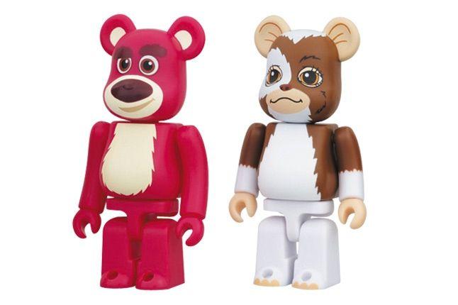 Bearbrick 20 Toy Story Gremlins 1