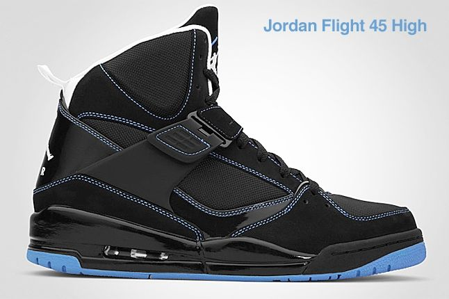 Jordan Flight 45 High Blue 1