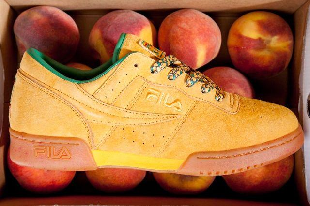Fila Original Fitness Peach State 4