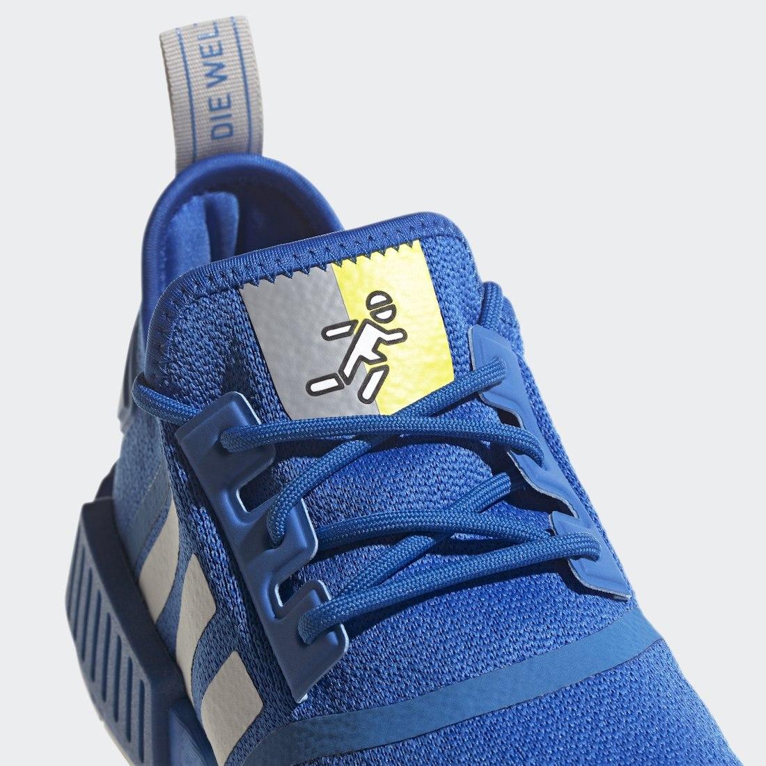 adidas NMD Blue Bird GY1349