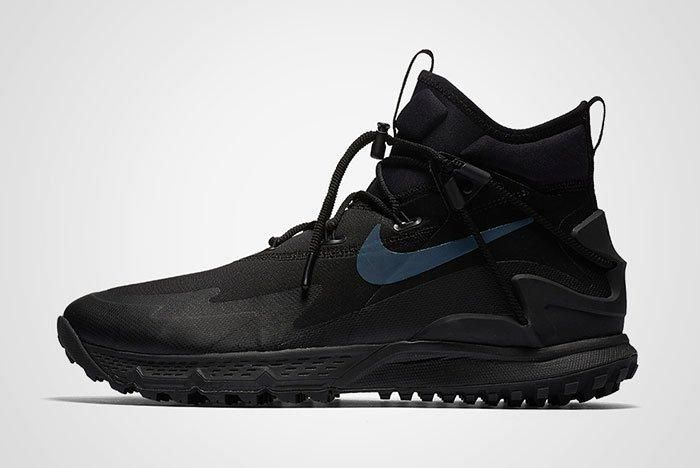 Nike Zoom Terra Sertig Boot Triple Black 6