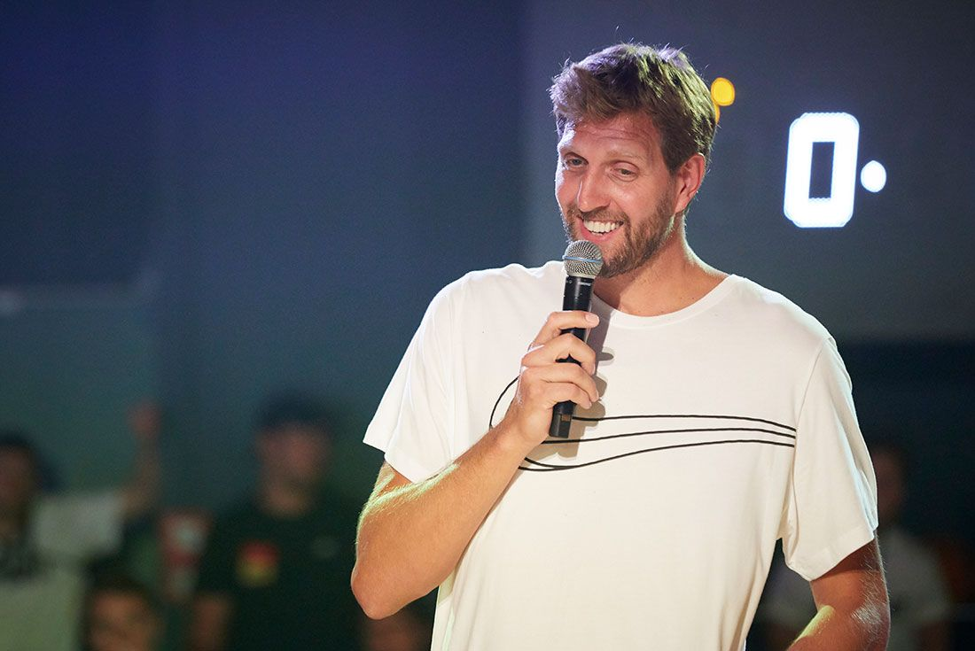 Nike Basketball Festival Event Getty19