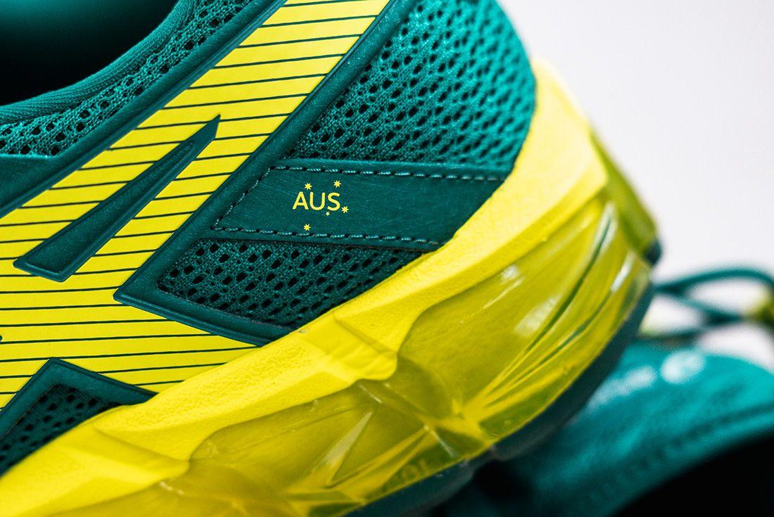 asics australia olympic GEL-QUANTUM 360