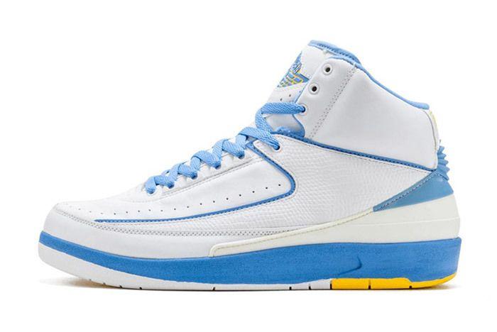 Air Jordan 2 Melo Pe