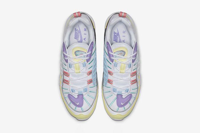 Nike Air Max 98 Ah6799 300 Release Date Top Down