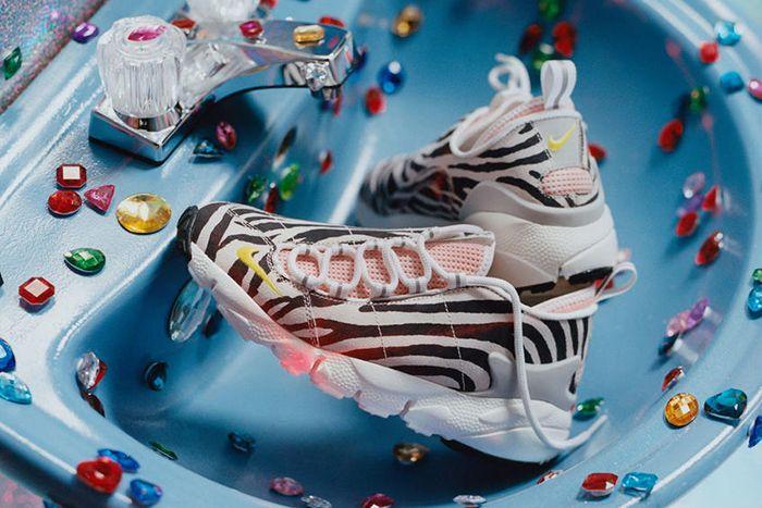 Olivia Kim Nike Air Footscape Release Date Hero
