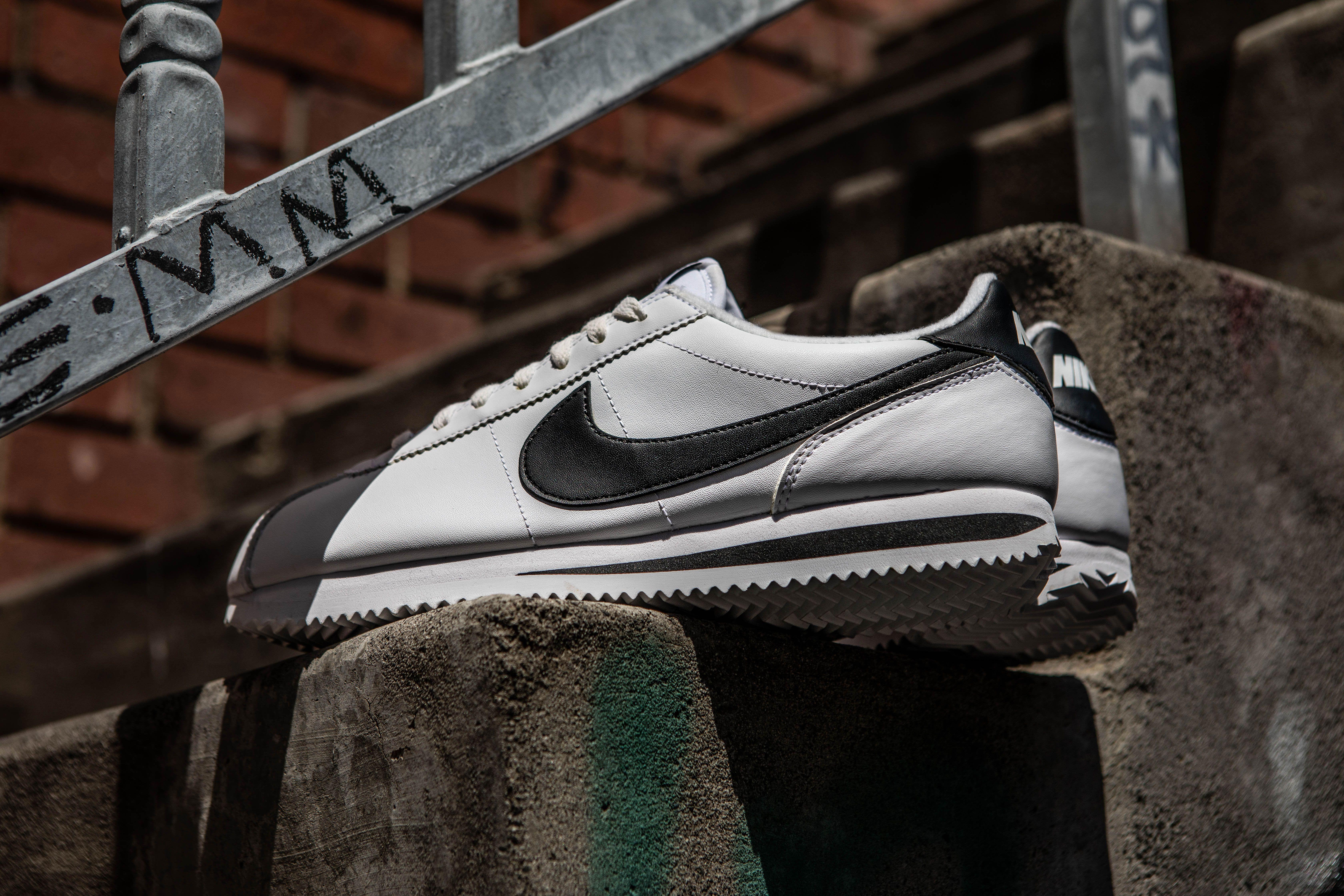 MS-13 Nike Cortez