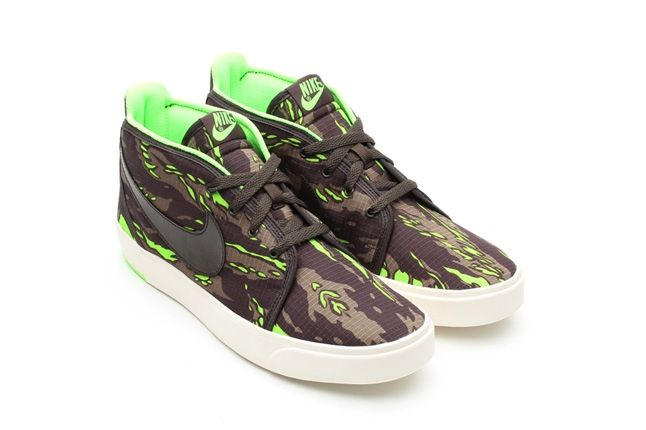 Nike Toki Cc Ripstop Camo Pack Green Hero 1
