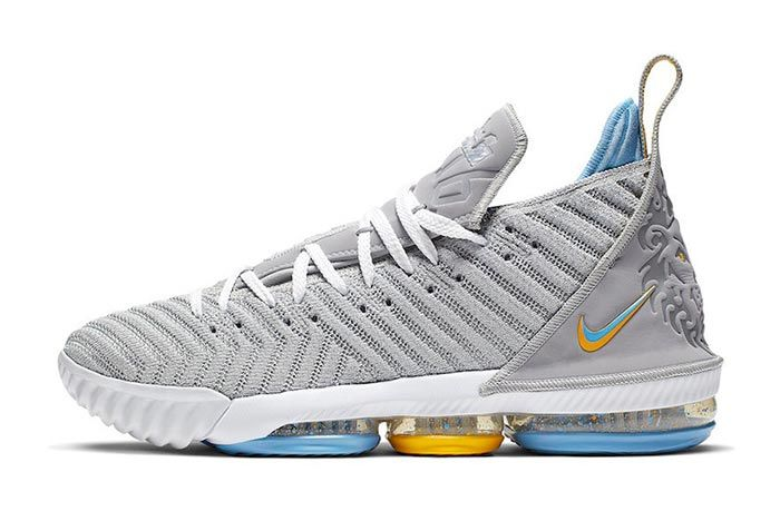 Nike Lebron 16 Mpls Left Shot