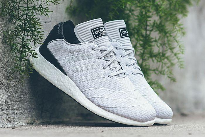 Adidas Sb Busenitz Pure Boost Grey 5