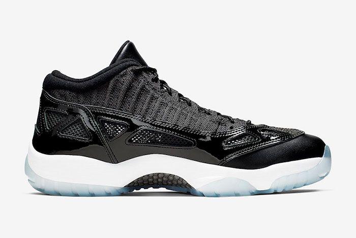 Air Jordan 11 Low Ie Space Jam Black Concord 919712 041 2019 Release Date 2