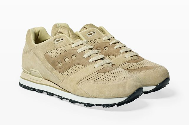 Club Monaco X Saucony Courageous