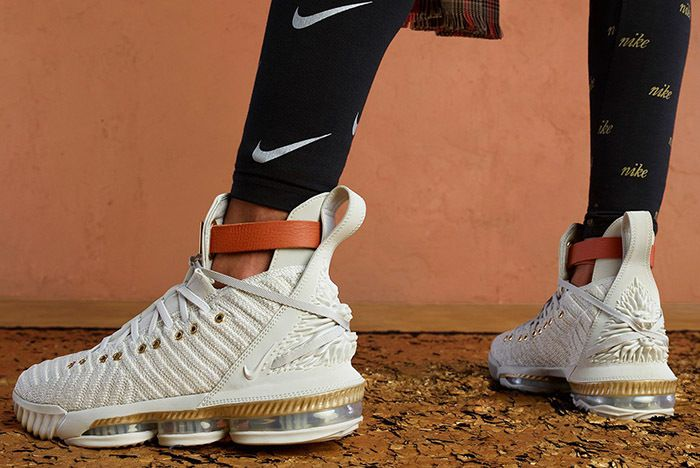 Nike Lebron 16 Harlems Fashion Row Colab 5
