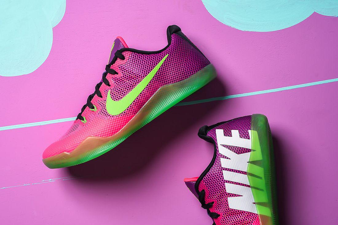 Nike Kobe 11 Mambacurial Pink Plum 2