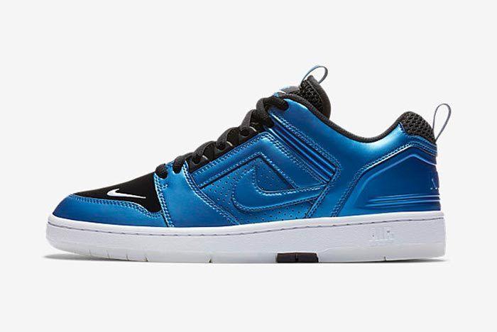 Nike Sb Air Force 2 Penny Royal Blue Foamposite 6