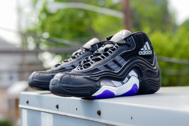 Adidas Crazy 2 Black Power Purple 1