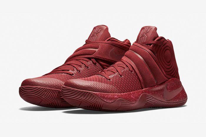Nike Kyrie 2 Red Velvet 3