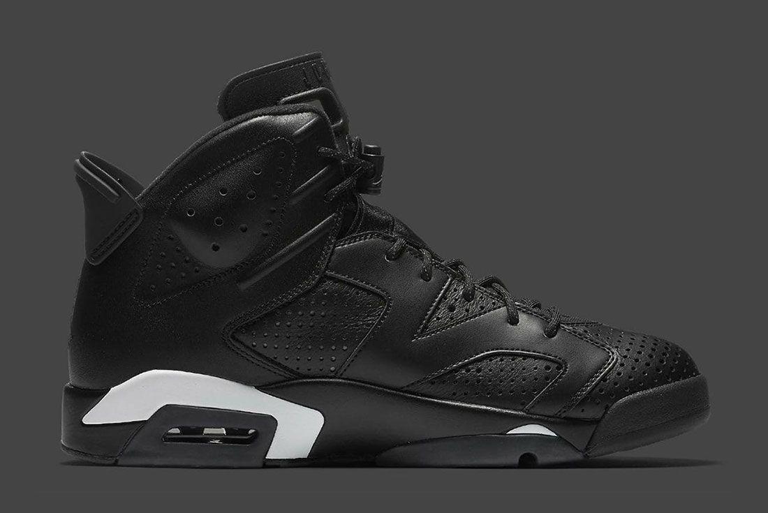 Air Jordan 6 Black Cat14