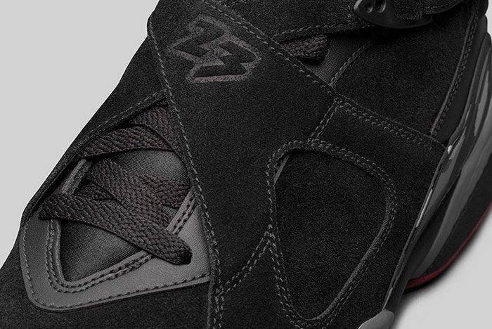 Air Jordan 8 Black Cement 5